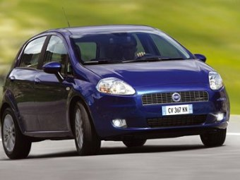 Auto Fiat a metano