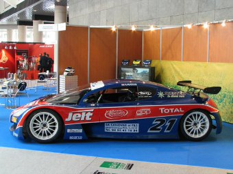 Auto a biodiesel