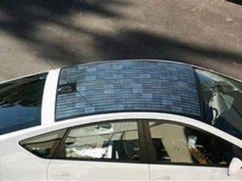 Auto a pannelli solari