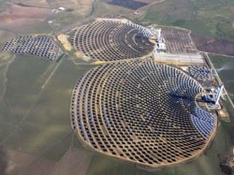 Energia solare Spagna