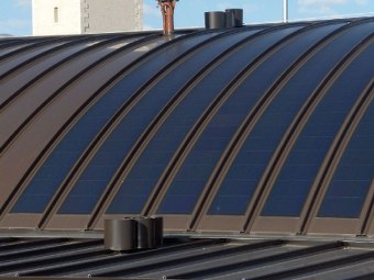 Fotovoltaico amorfo