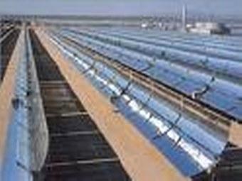 Solare termodinamico foto ed immagini