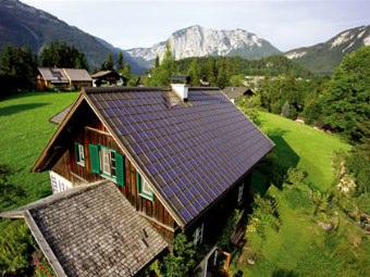 Installazione dei pannelli solari
