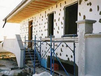 Isolamento termico a cappotto - Isolamento termico soffitto interno ...