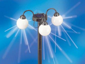 Lampade ad energia solare