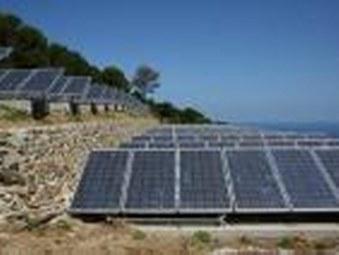 Produttori di pannelli fotovoltaici foto ed immagini