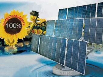 Pannelli fotovoltaici inseguitori
