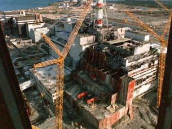 Inquinamento nucleare foto ed immagini