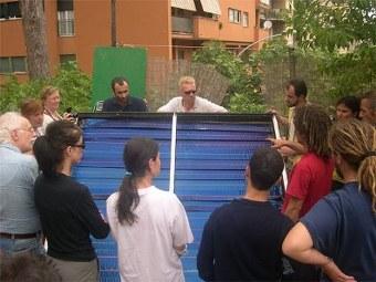 Solare termico fai da te