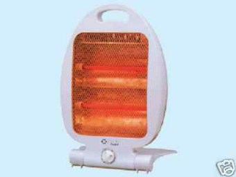 Stufa infrarossi