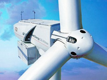 Impianti eolici foto ed immagini