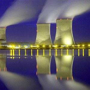Centrale nucleare immagini