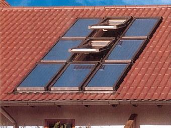 Efficienza pannelli solari termici