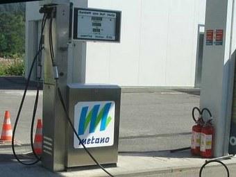 Emissioni auto metano
