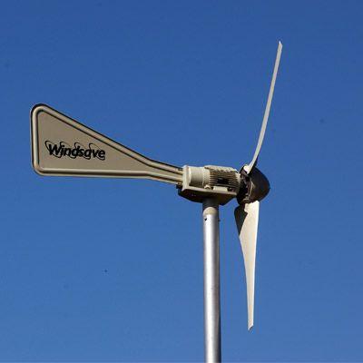 Energia eolica domestica immagini