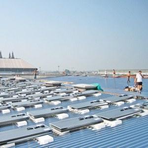 Energia solare nel mondo immagini