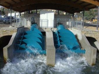 Microcentrali idroelettriche