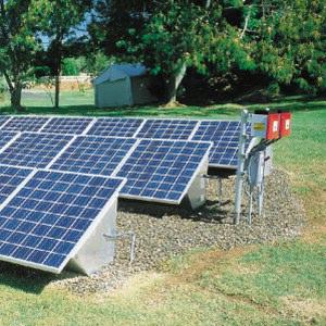 Pannelli energia solare immagini