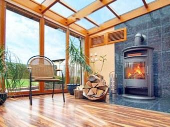 Riscaldamento biomassa
