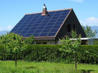 Risparmio energetico pannelli solari