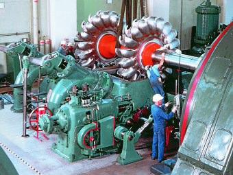 Turbine idroelettriche