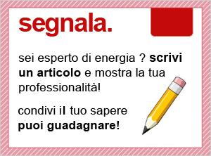 Scrivi articolo sull'energia